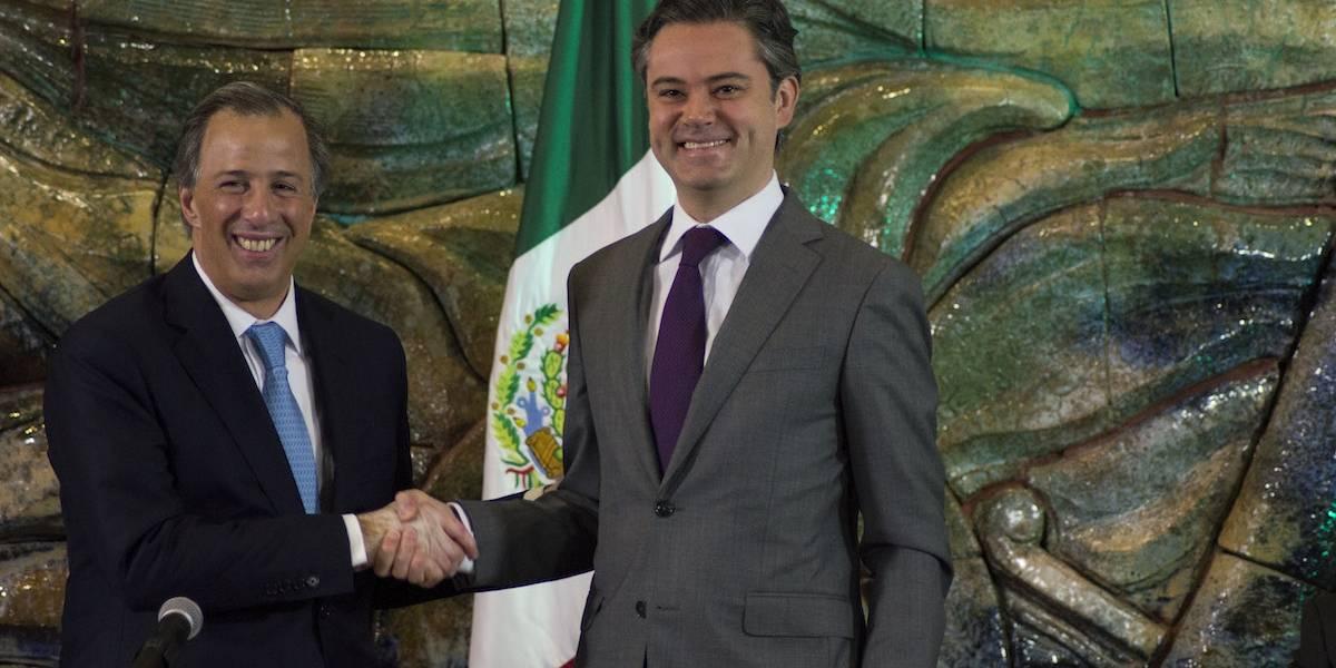 Nuño Mayer coordinará campaña presidencial de José Antonio Meade