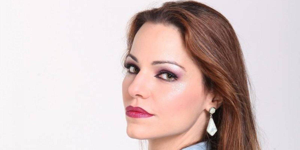 """Karoline Becker será """"Alicia"""" en musical de Navidad del ADN"""