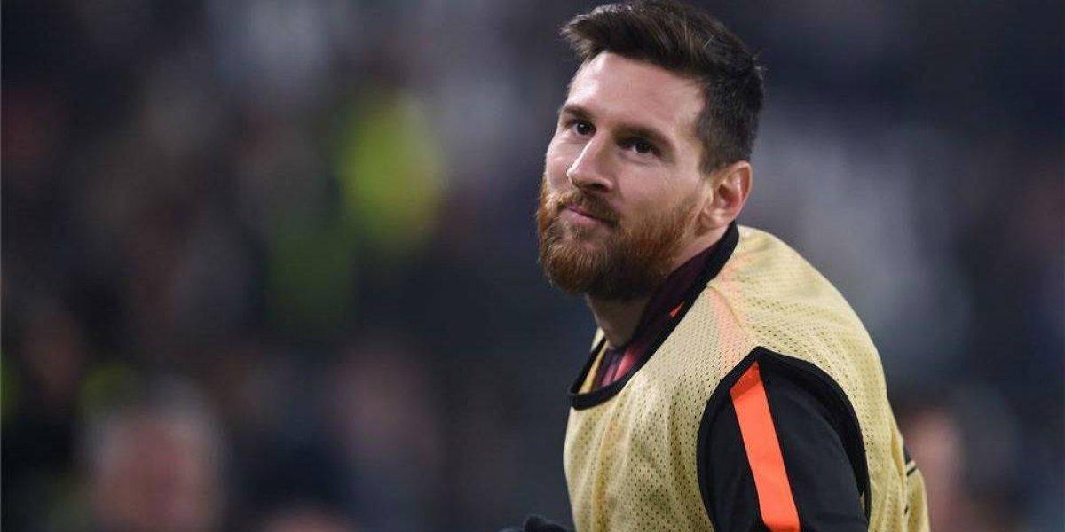 """Lionel Messi: """"Los premios individuales no son mi alimento"""""""