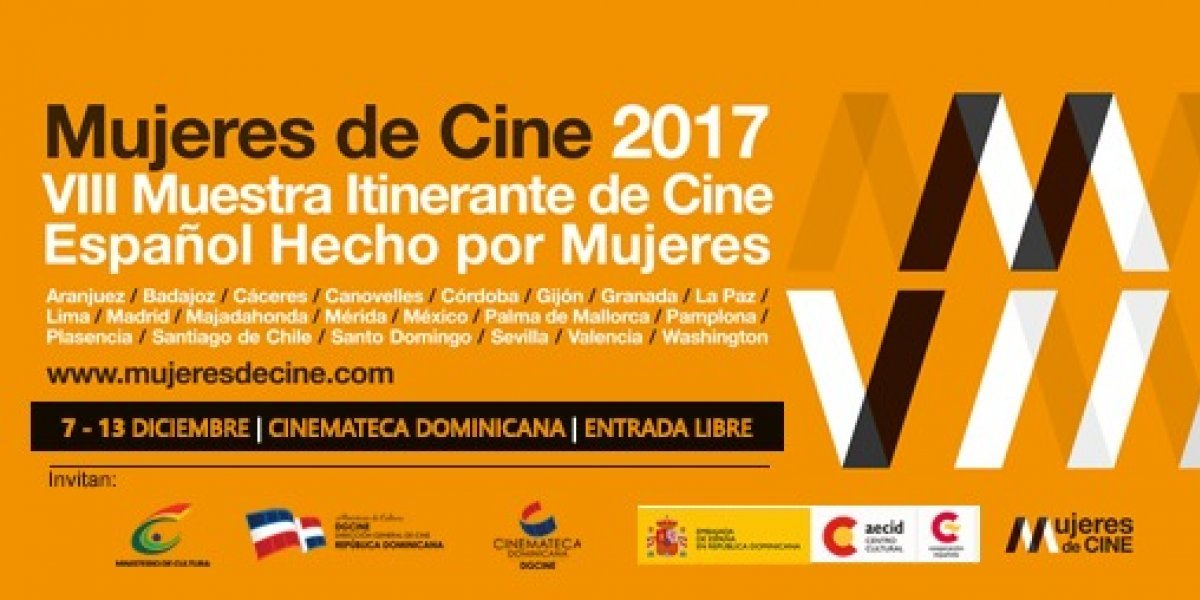 VIII Muestra Itinerante de Cine Español hecho por Mujeres