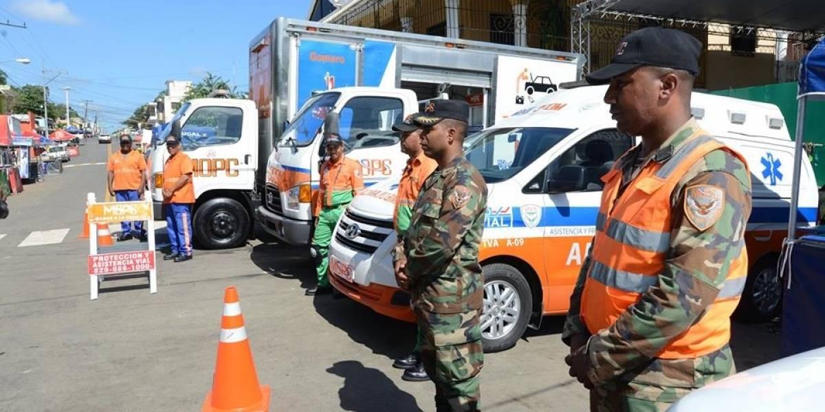 Obras Públicas lanza en Barahona segunda versión del operativo Pascuas Seguras