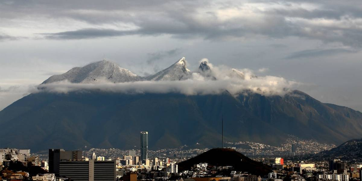 Pronostican intenso frío y hasta nevadas en Nuevo León
