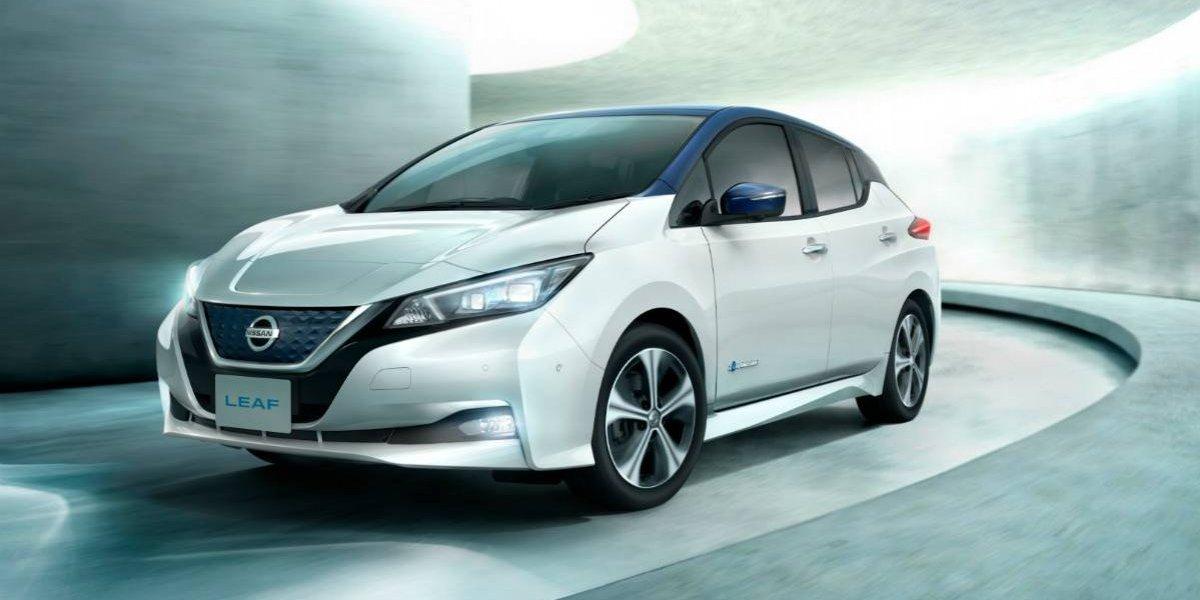 Nissan gana su primer premio con el Leaf