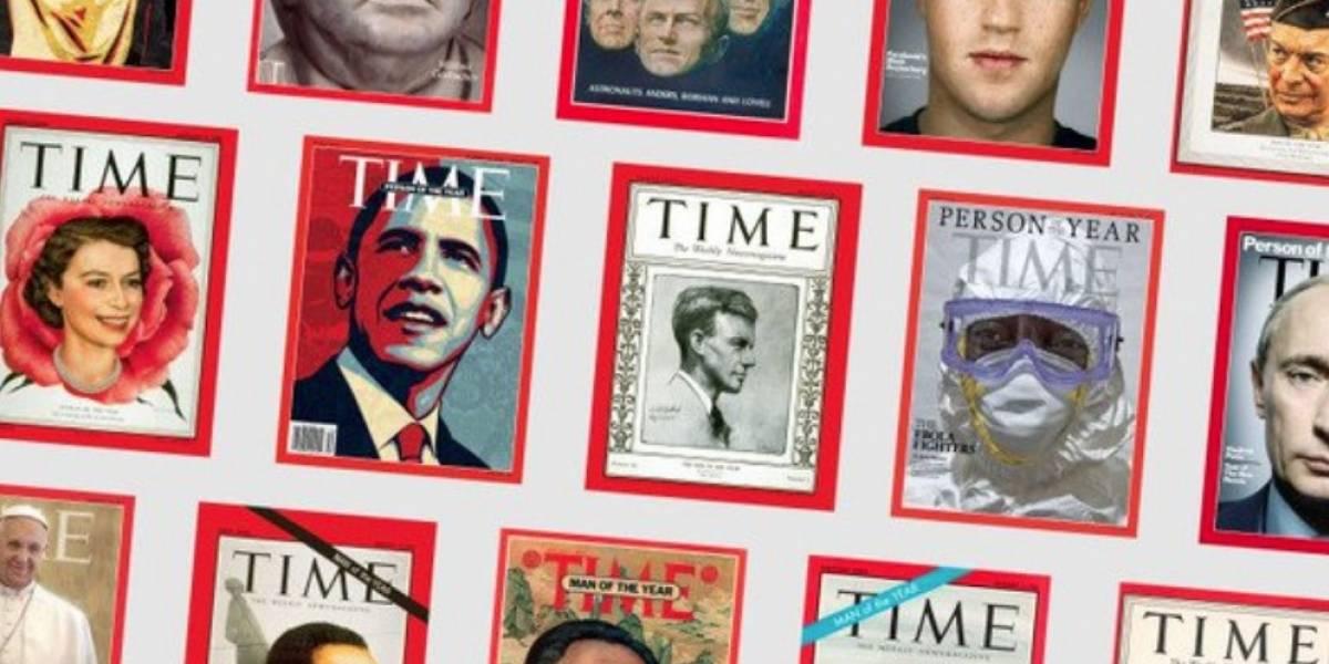 """¿A quién designó la revista Time como la """"Persona del Año"""" 2017?"""
