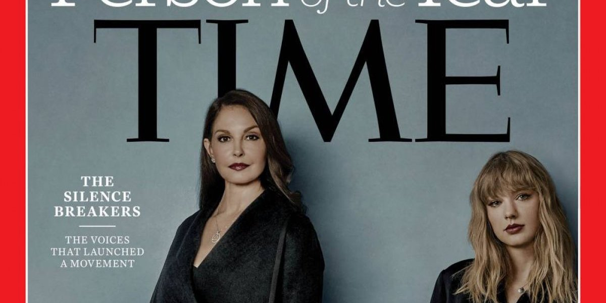 Movimiento #MeToo contra el acoso sexual, es Persona del Año de la revista Time