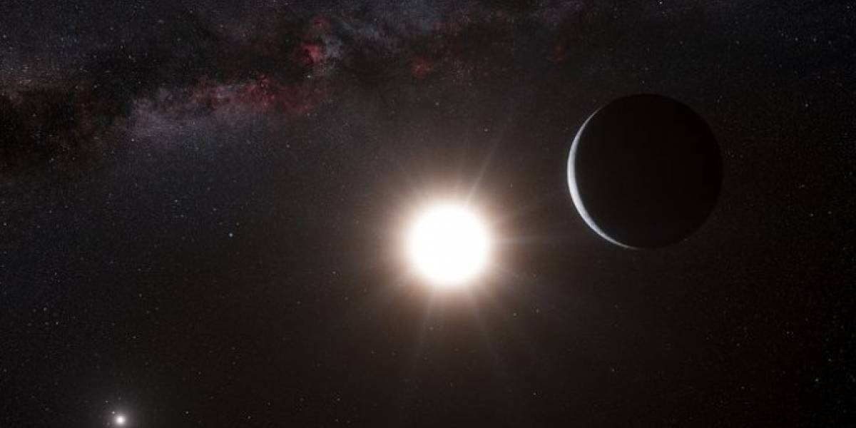 """Descubren con datos obtenidos desde Chile una """"Súper Tierra"""" que podría albergar vida alienígena"""
