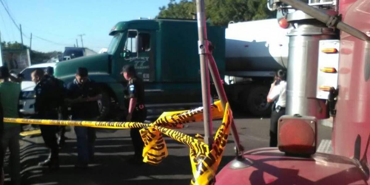 Agentes de PNC mueren en accidente de tránsito
