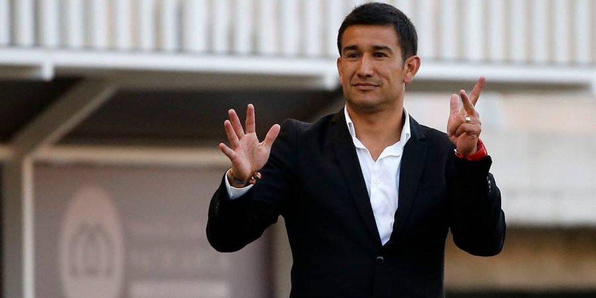 """DT de La Calera piensa en grande: """"Quiero jugar contra Wanderers por el ascenso"""""""
