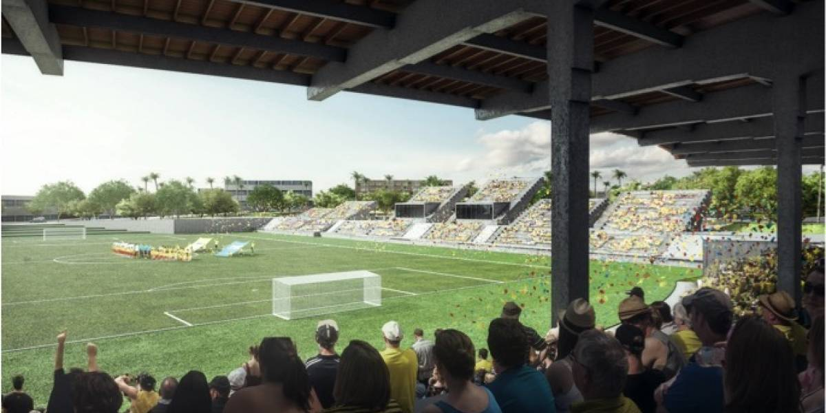 Advierten que nuevas gradas del Estadio Romelio afectarán ampliación de la calle 72