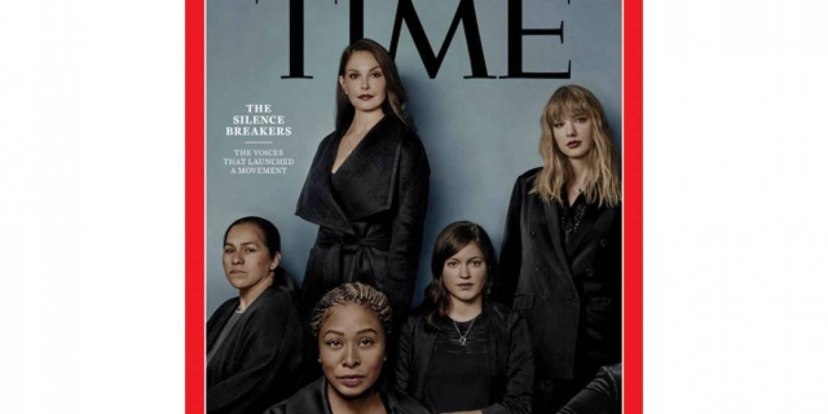 Denunciantes de acoso sexual son la Persona del Año de Time