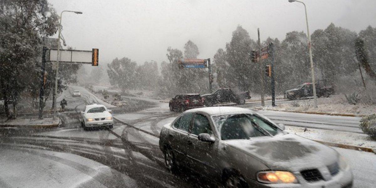 Llega la primera tormenta invernal de la temporada