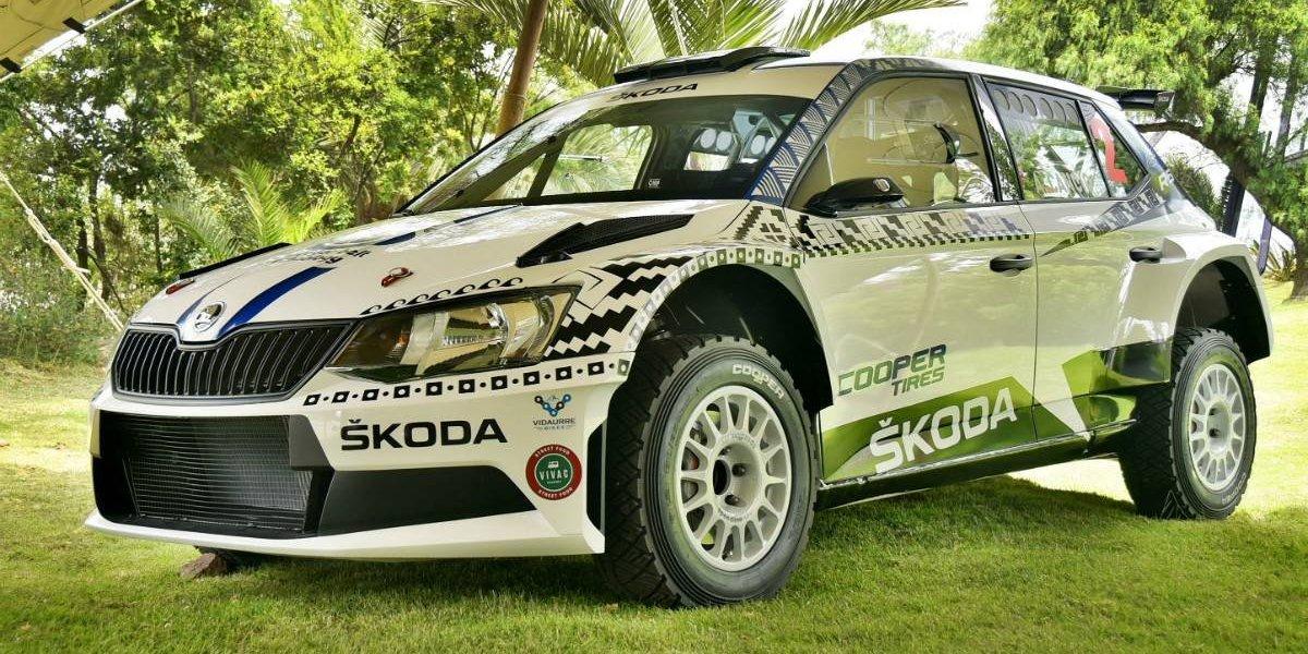 Skoda apuesta al R5 en el Rally Mobil