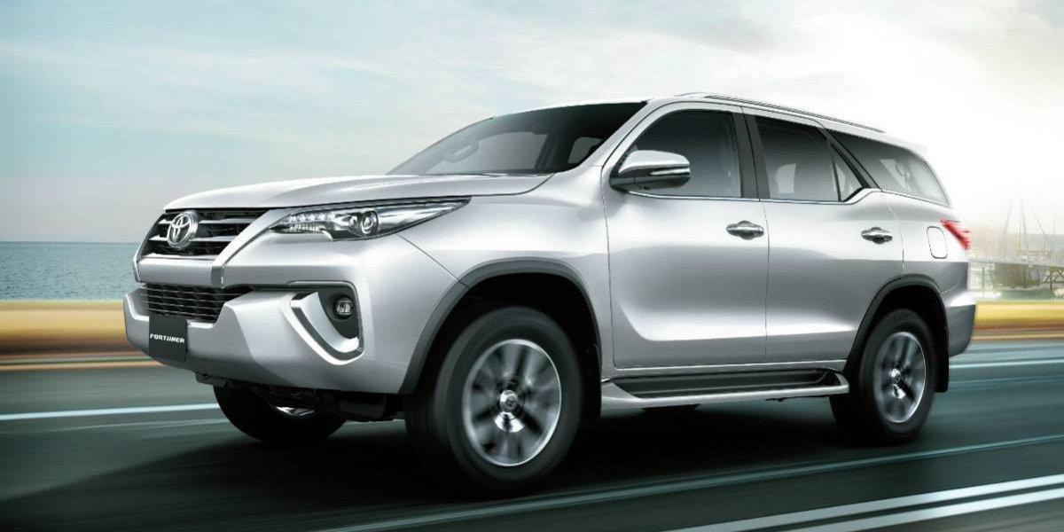 Crece la familia SUV de Toyota con el nuevo Fortuner