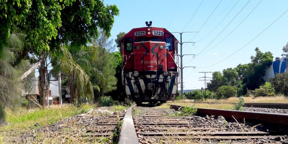 Se dispara en sólo dos años el robo a trenes en Jalisco