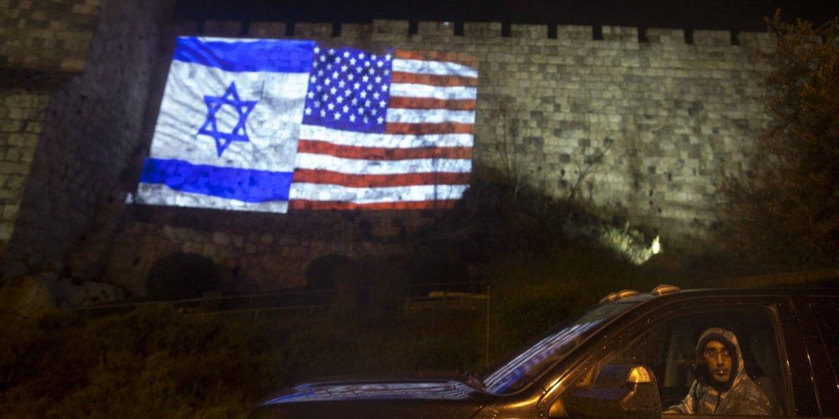 Trump mete el dedo en la herida y reconoce a Jerusalén como capital