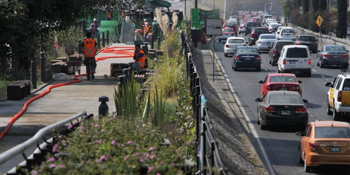 La Ciudad de México tendrá un oasis en el Viaducto