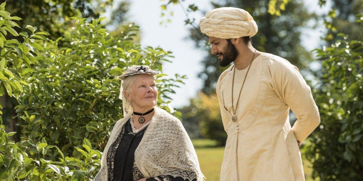 """""""Victoria &Abdul"""", una película acerca de un imperio ridículo"""