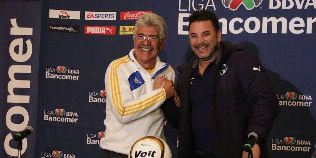 Monterrey busca revancha mientras Tuca confía en título Tigre