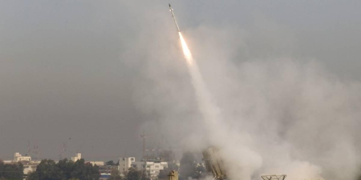Tensión al límite por Jerusalén: lanzan dos proyectiles con dirección hacia Israel desde la Franja de Gaza