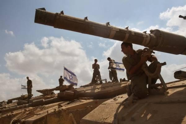Soldados Israel