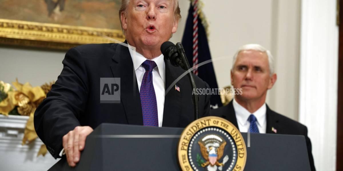 Casa Blanca niega rumores sobre salud de Trump