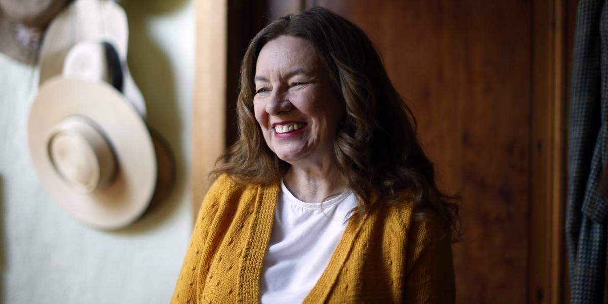 """María Cristina Farga, esposa de Guillier, habla sobre su enfermedad: """"Me limita pero me ha enseñado a mirar la vida con amplitud"""""""