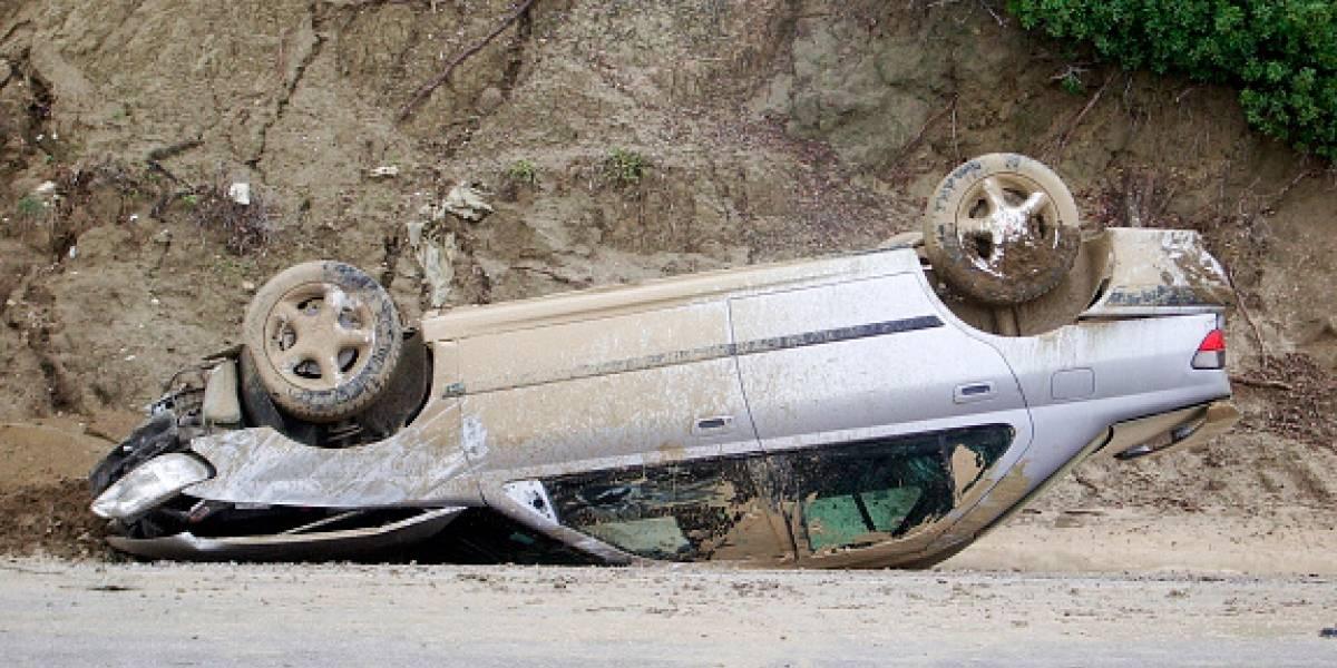 Policía borracho habría causado fatal accidente