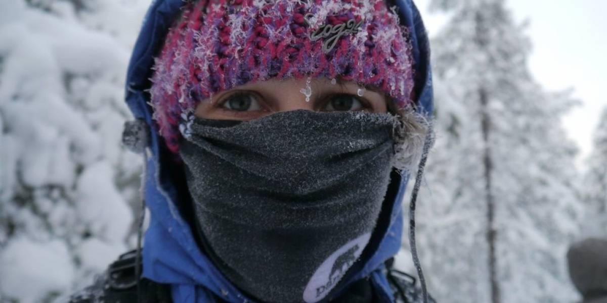 Cómo una simple bufanda puede prevenir los ataques de asma en invierno