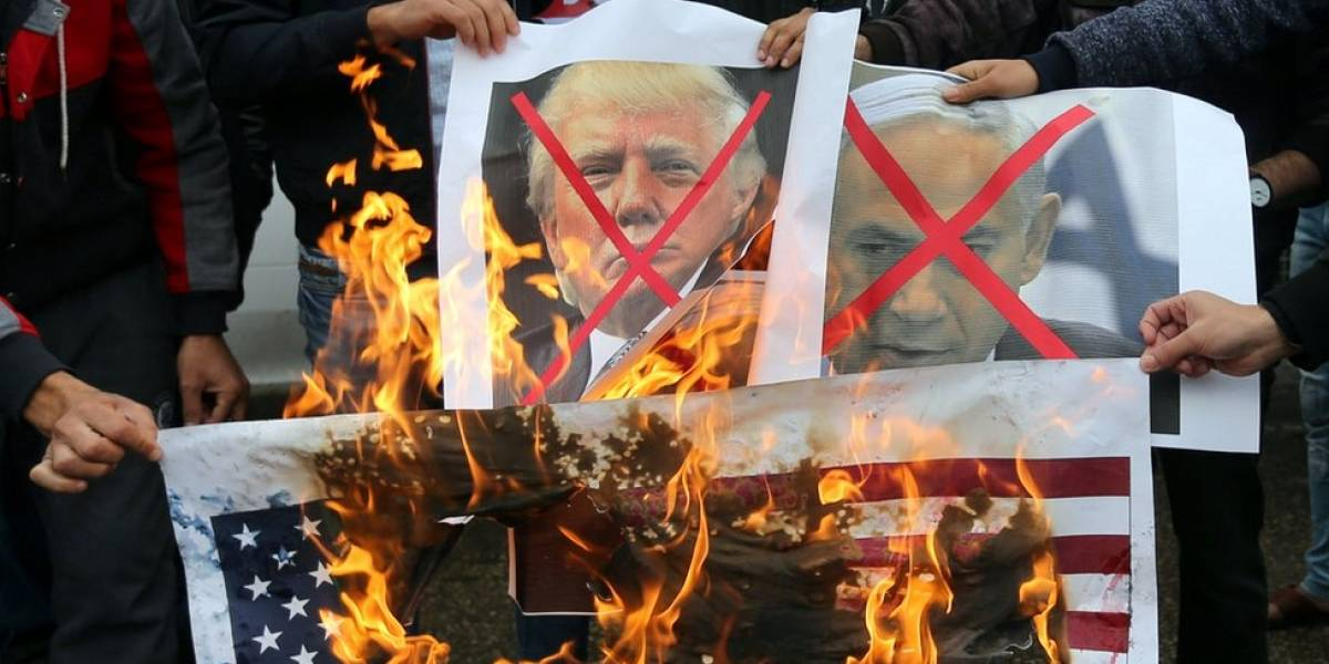 3 posibles consecuencias de la decisión de Donald Trump de que Estados Unidos reconozca a Jerusalén como la capital de Israel