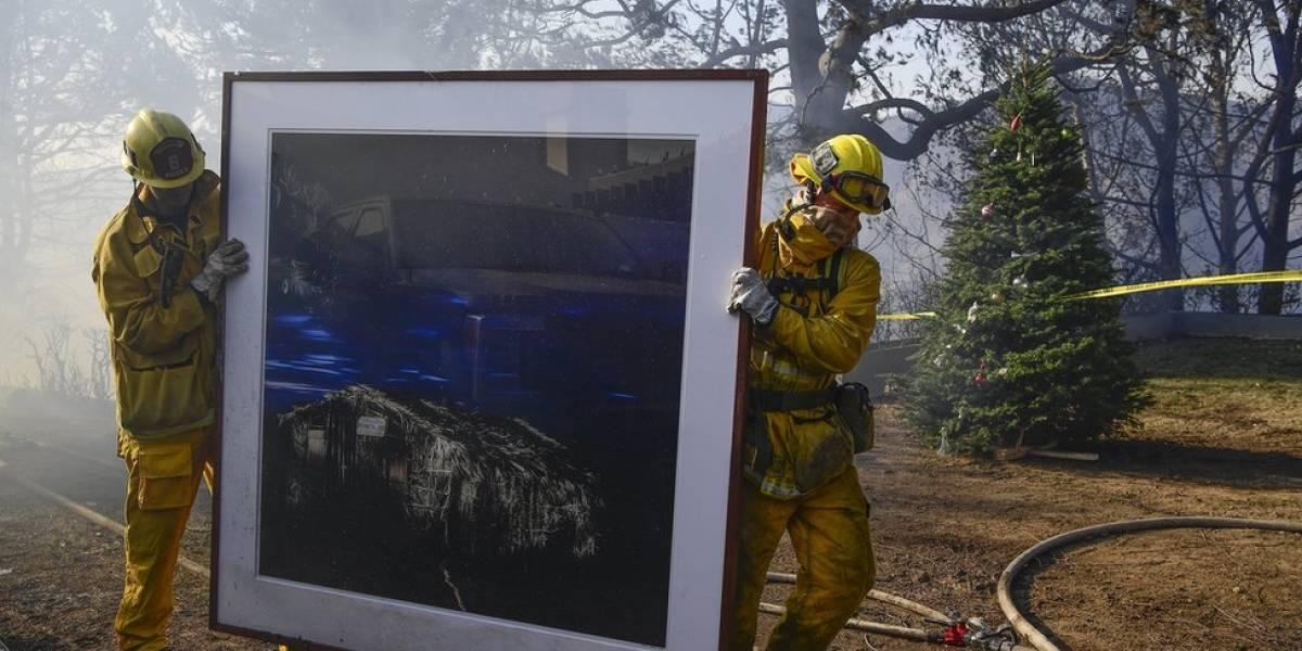 Imagens da Nasa mostram a dimensão dos incêndios que já ameaçam Los Angeles, na Califórnia