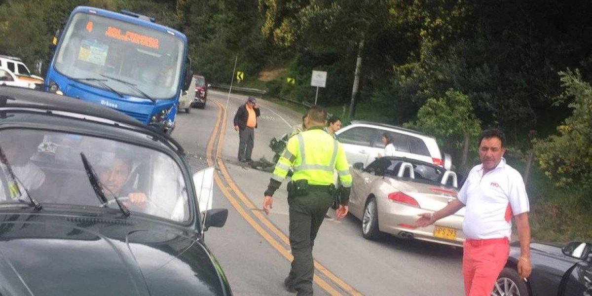 Accidente en carretera del Valle del Cauca deja 3 niñas muertas y una herida