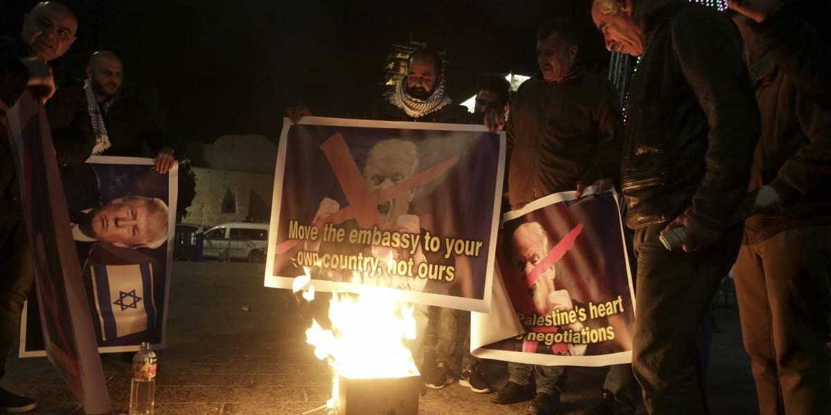 Cohete palestino impacta en la ciudad israelí de Sderot
