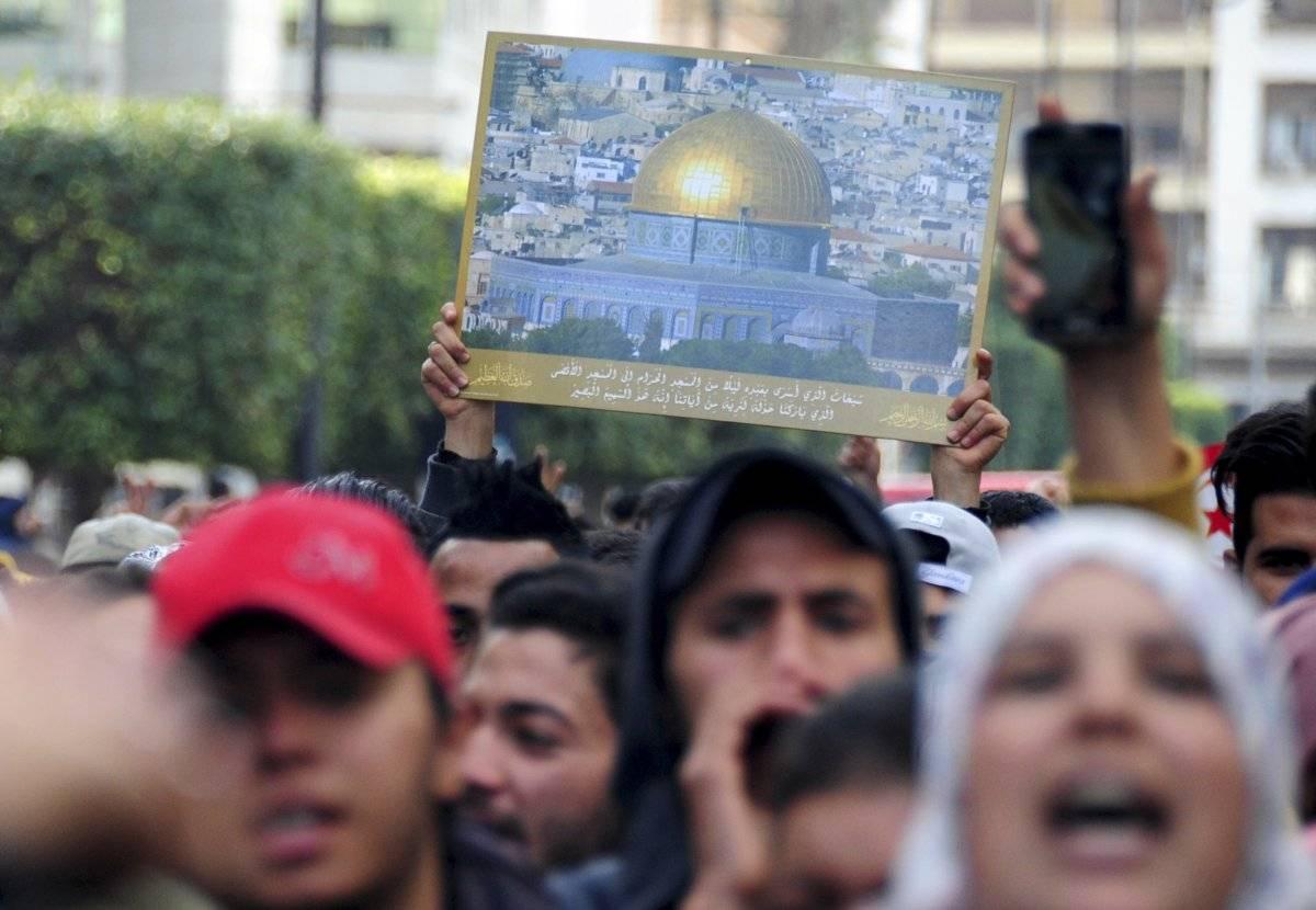 Manifestaciones en contra