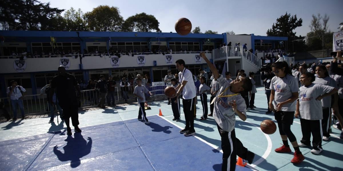 La NBA establecerá academia en Ciudad de México