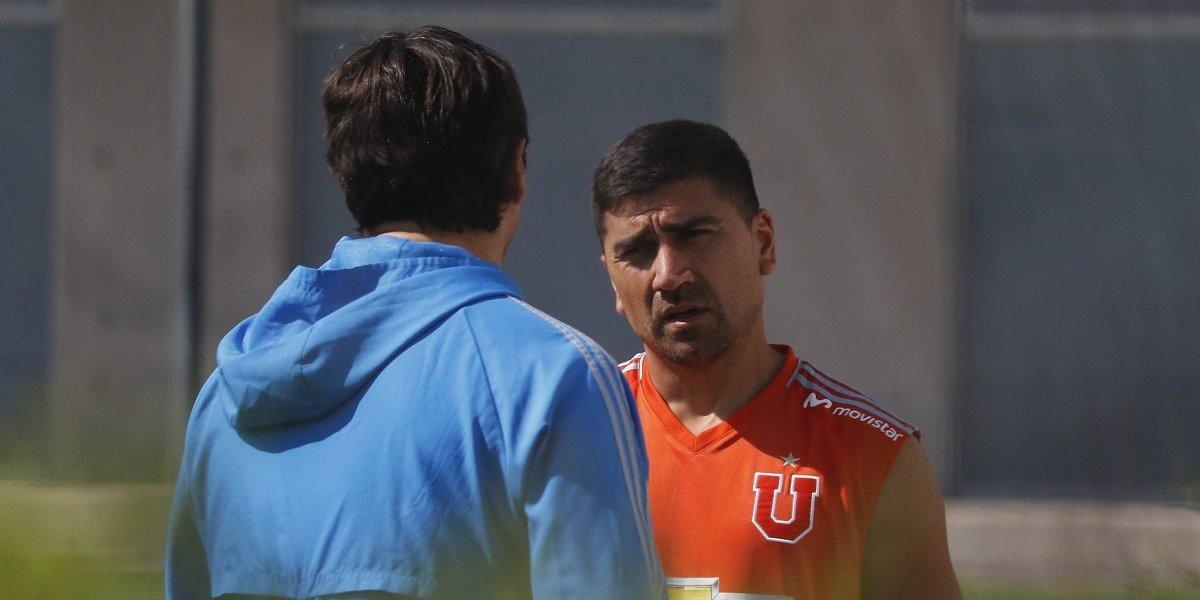 Pizarro se despediría del fútbol como titular en la U y la dupla Ubilla-Pinilla complica a Hoyos