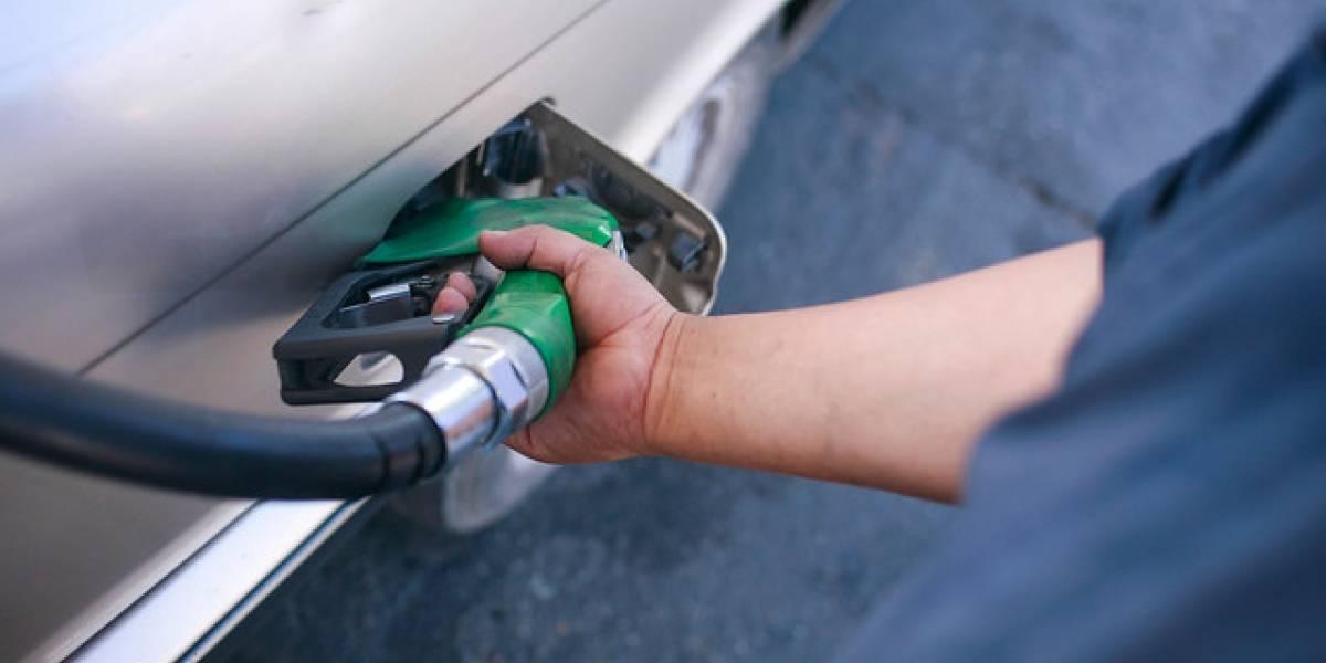 Este jueves vuelve a subir el precio de las bencinas