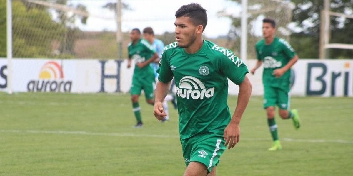 Palmeiras mira revelação da Chapecoense para reforçar a base