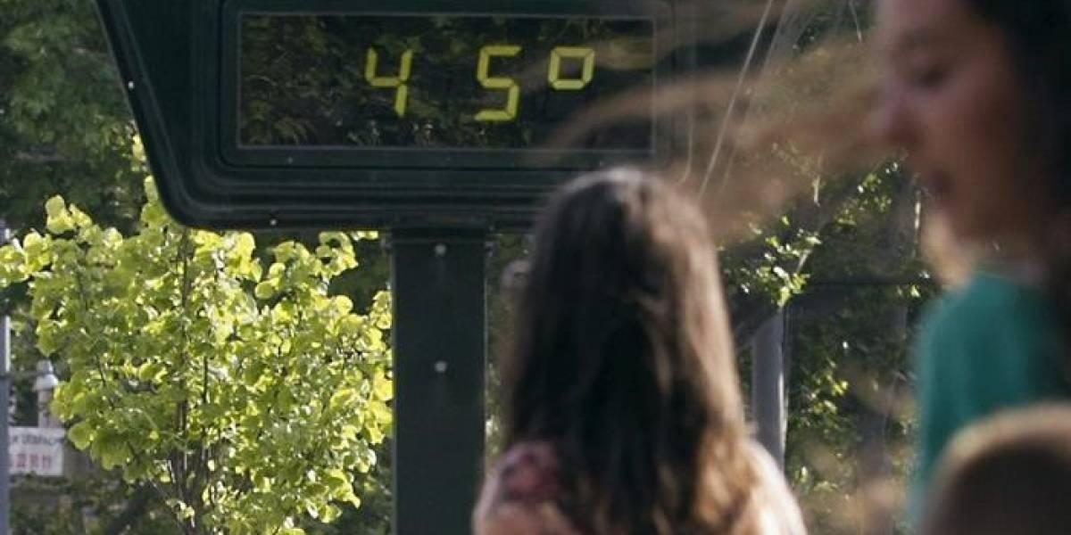 Niño fallece olvidado al interior de un vehículo en caluroso día en Chile