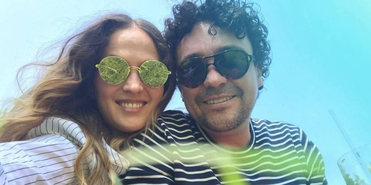 ¡Se casó! Estas son las fotos del matrimonio de Andrés Cepeda
