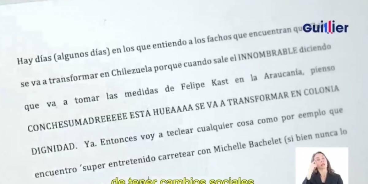 Equipo de Piñera se lanzó contra franja de Guillier por incluir