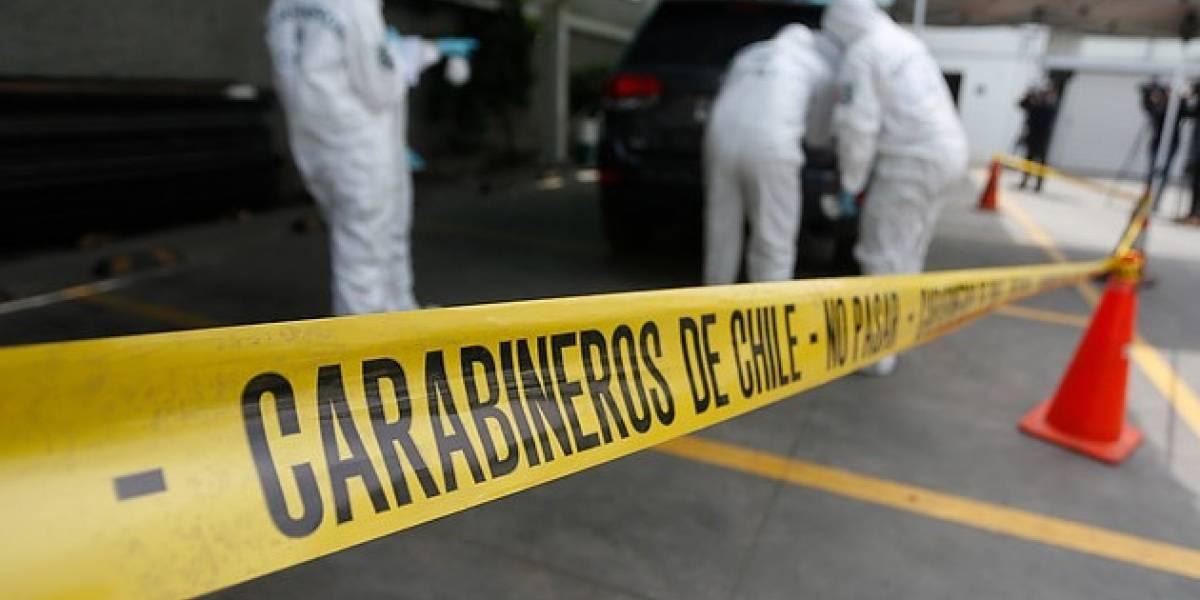 La historia de un hecho insólito: así ocurrió el robo de un auto desde comisaría de Carabineros en Pedro Aguirre Cerda