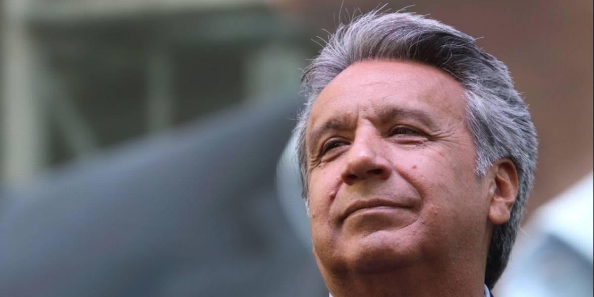 Lenín Moreno: Estamos cumpliendo lo prometido