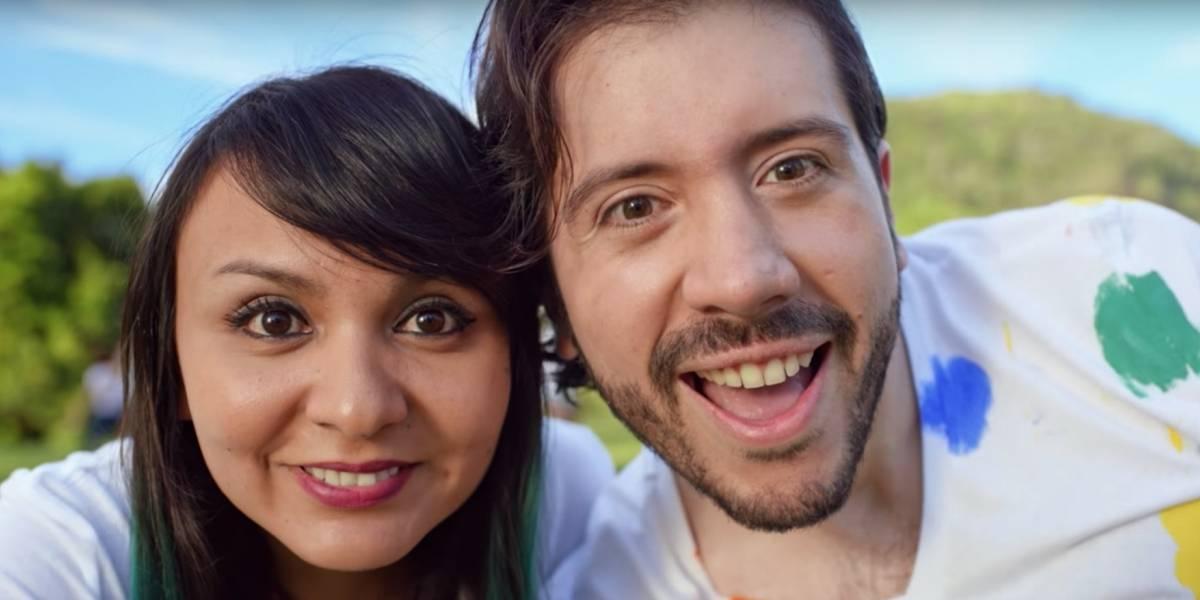Ecuatorianos en el YouTube Rewind 2017