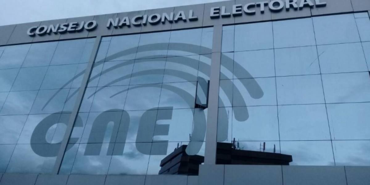 Organizaciones políticas pueden inscribirse hasta el 12 de diciembre en campaña para Consulta Popular