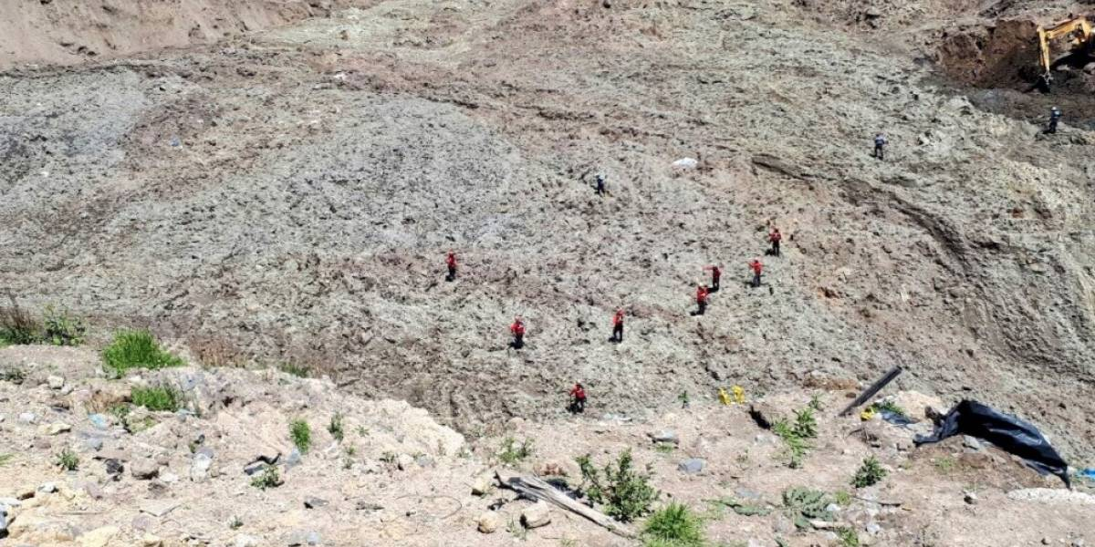 Localizan cuerpo de obrero desaparecido en El Troje
