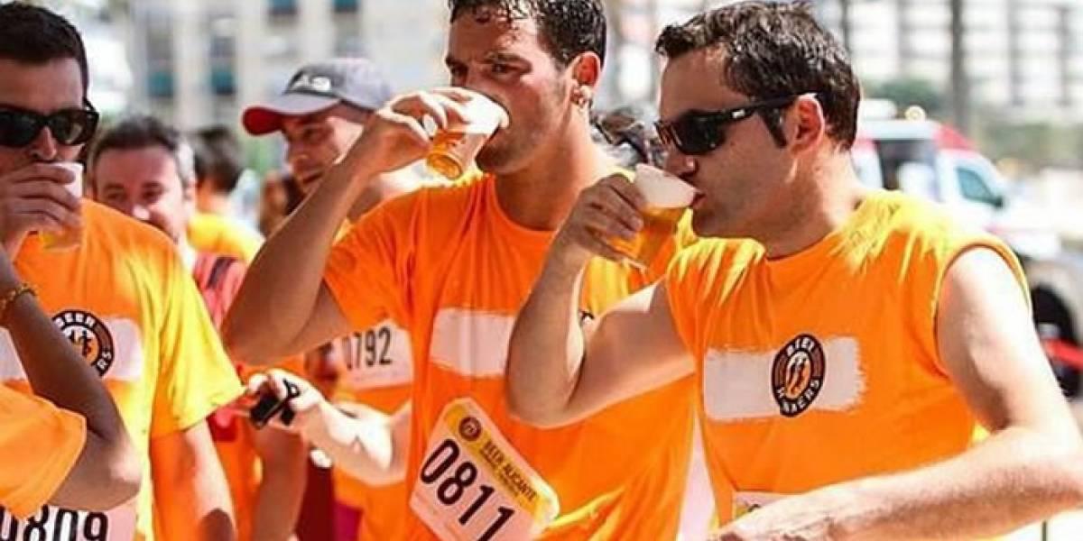 El problema de beber alcohol luego de hacer ejercicio