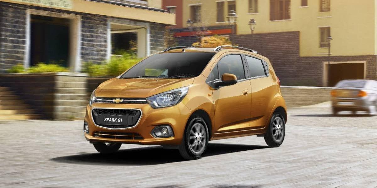 Chevrolet cierra el año con dos novedades en Spark y Onix