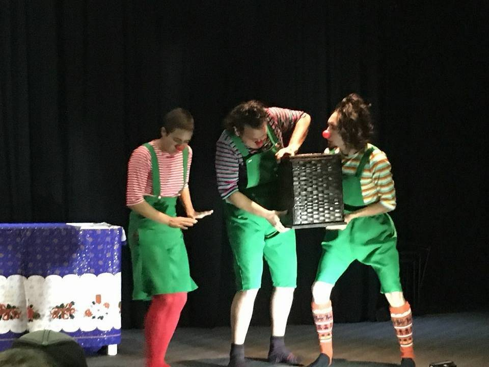 CORTESÍA Teatro Navidad para Niños