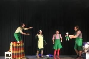 Teatro Navidad para Niños