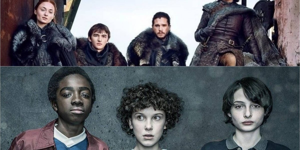 Stranger Things e Game of Thrones competem como melhor série no Critics' Choice Television Awards 2018